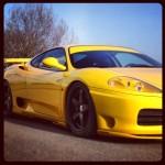 フェラーリ360モデナの買取相場を分析