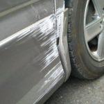 車の査定でドアの交換はどの程度影響する?