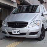 メルセデス・ベンツV350の買取相場と実際の査定例