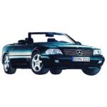メルセデス・ベンツSL500の買取価格と実際の査定例